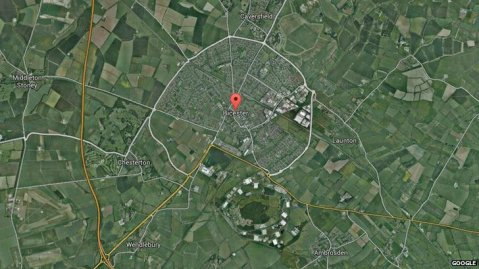 bicester aerial