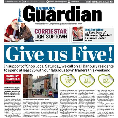 Give us Five